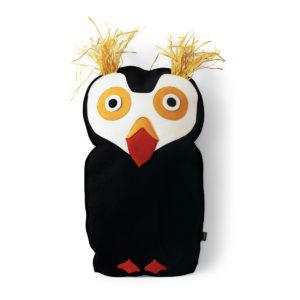 handmade bird cushions kvadrat