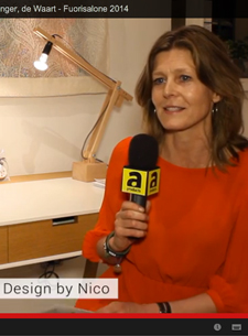design by nico in milan design week for archiproducts.