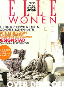 Elle wonen, Nicolette de Waart, Design by Nico, Stijlfabrie