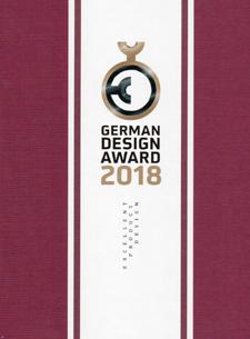 German design award winner 2018 - Nicolette de Waart- Leaf seat pouf