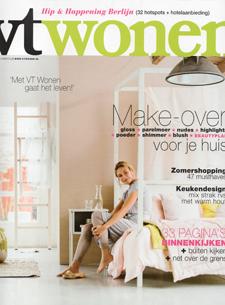 VT wonen, Nicolette de Waart, Design by Nico, Stijlfabriek