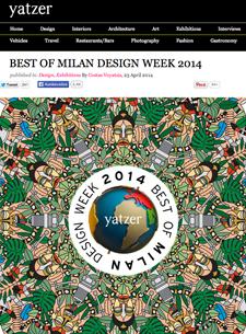 Milan Design Week, best designers Europe