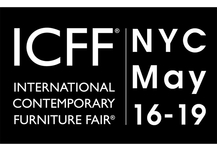 Launch collection at ICFF New York!