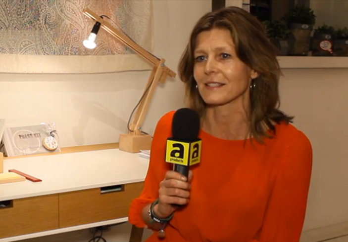 Archiproducts interviews  Nicolette de Waart