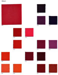 Indoor Pouf Spring - Kvadrat Colours