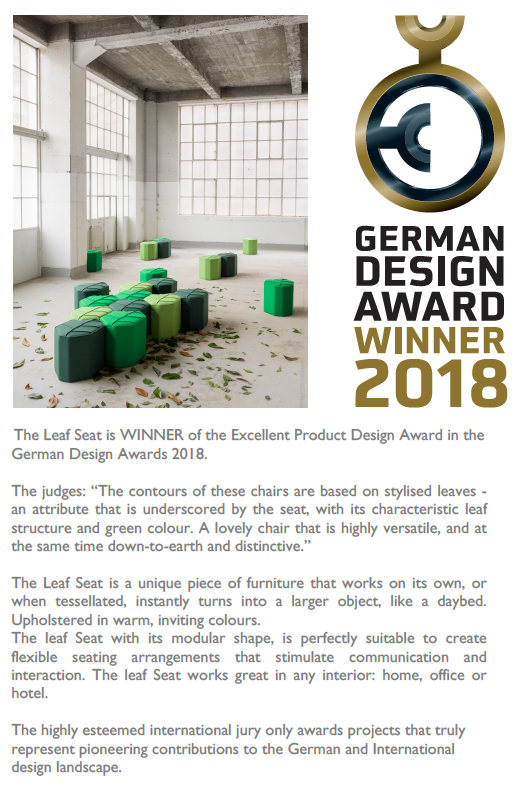 winner-german-design-award-2018-leaf-seat