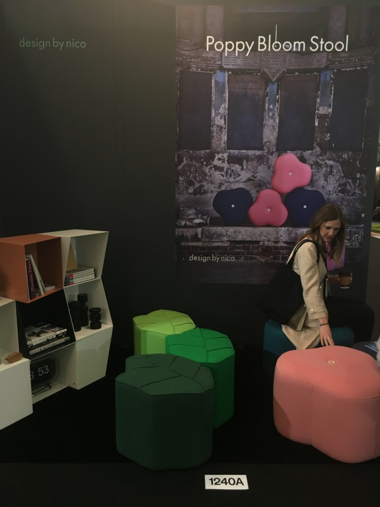 collection launch at ICFF