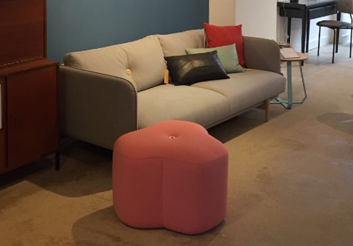 Poppy bloom Stool at Designstore Goeds