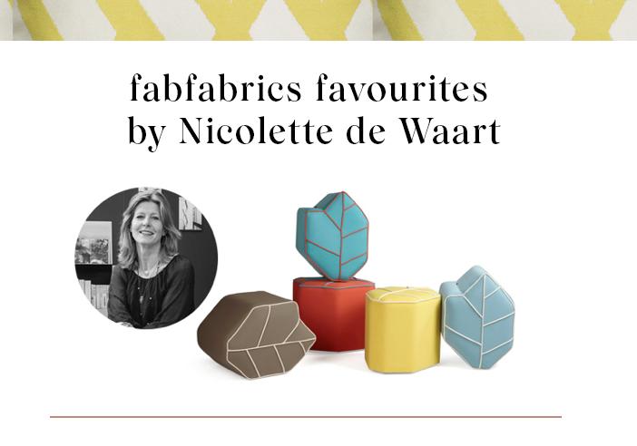 fabfabrics favourites by Nicolette de Waart